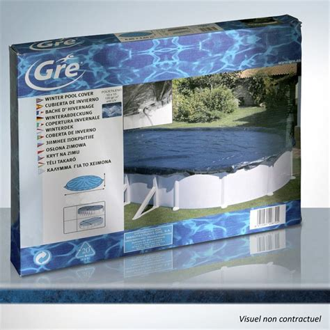 Prix Piscine Hors Sol 77 by Gre Ciprov731 B 226 Che D Hivernage Pour Piscine Ovale Hors