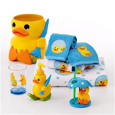 Rubber Duck Bathroom Set » Home Design 2017