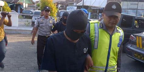 Lu Tembak Motor Semarang begal begal bersenjata api ini sadis tembak kepala korban