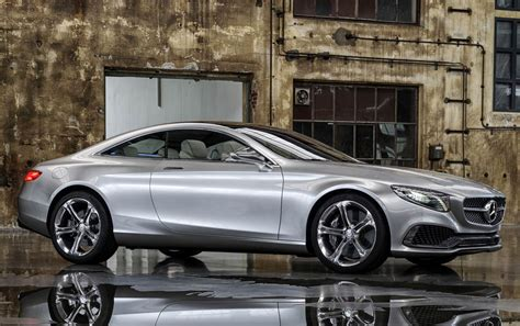 new mercedes s class coupe wow