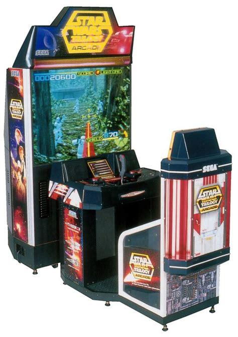 Syari Salwa Gamis wars trilogy arcade agr las vegas