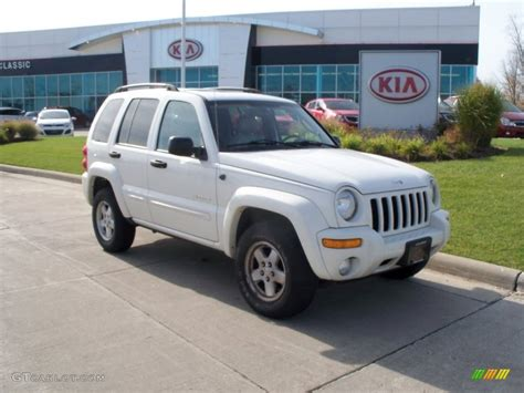 jeep liberty limited 2004 2004 stone white jeep liberty limited 4x4 55956880