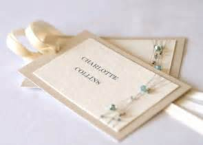 Handmade Card Company - introducing the tiny card company the wedding