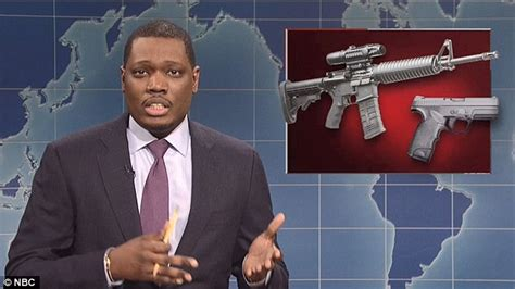 michael che hunting alec baldwin returns as trump in snl cold open daily
