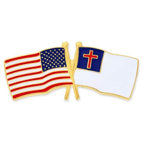 christian flag images usa and christian flag pin church pins pinmart pinmart