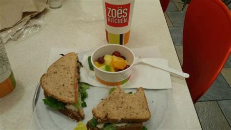 Zoes Kitchen Columbia by Salad With Chicken And Pasta Salad Yum Picture