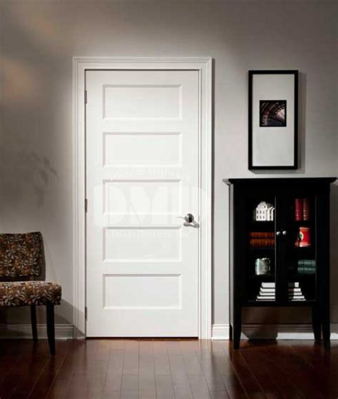 5 panel interior doors 5 panel flat door conmore from craftmaster door and
