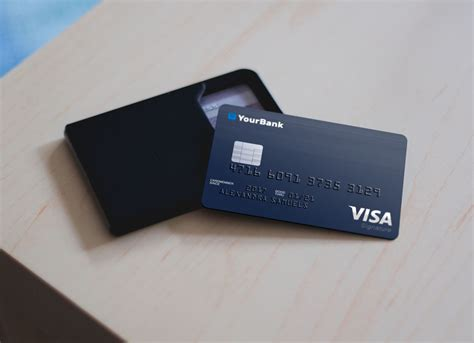 pvc card photoshop template free plastic credit card mockup psd mockups