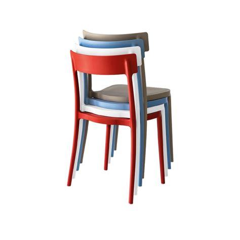 sedie on line g sedie in plastica sedia mina shop su grancasa