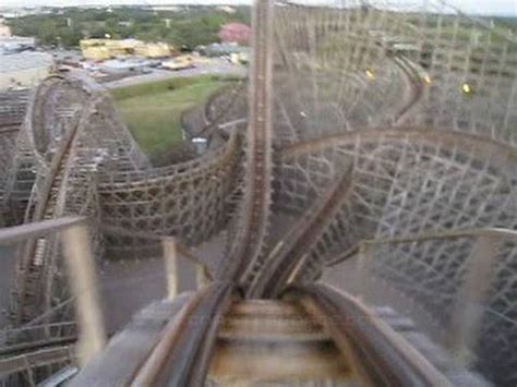 Busch Gardens Gwazi by Gwazi Front Seat On Ride Busch Gardens Ta