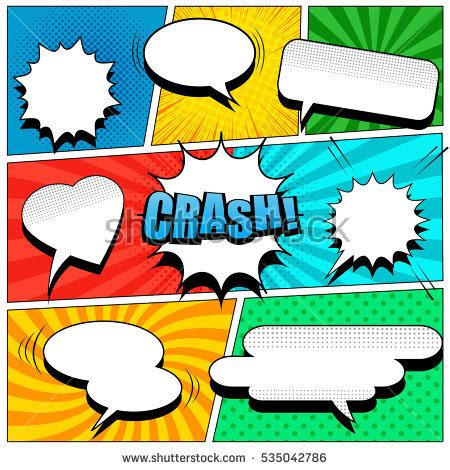 comic book layout vector comic strip stock images royalty free images vectors