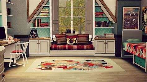 sims 3 room ideas attic room house ideas pinterest attic rooms attic