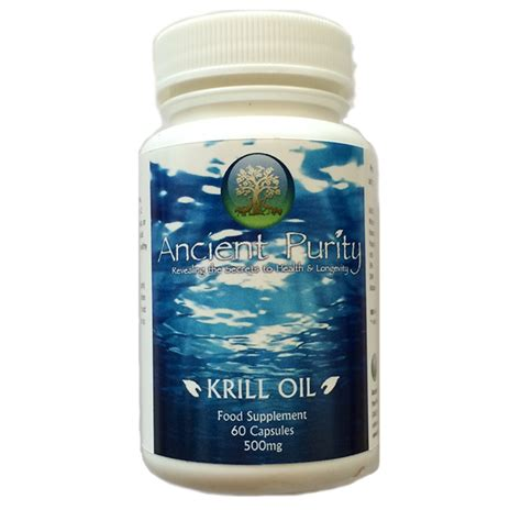 Krill And Detox by Krill Ancient Purity Revealing The Secrets Of