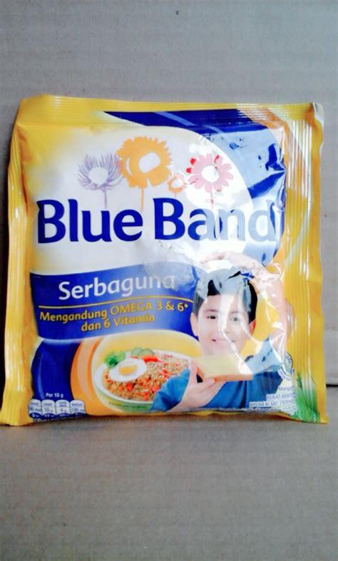 Blue Band Sachet 200 blue band sachet serbaguna berat bersih 200 gram toko