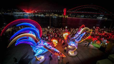 new year lanterns sydney lunar lanterns new year celebrations 2018 ellaslist