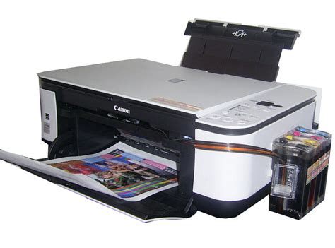 Printer Canon Mp250 technology in i a canon printer mp250
