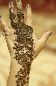 latest arabic mehndi designs collection