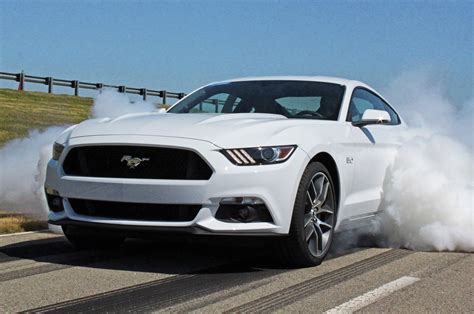 2015 Ford Gt by New 2015 Ford Mustang Gt Feature Makes Burnouts Easy