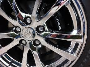 Lexus Chrome Rims New Wheels Is250 Chrome Club Lexus Forums