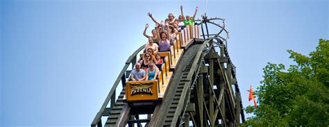 Free Layout Program thrill rides knoebels free admission amusement park in