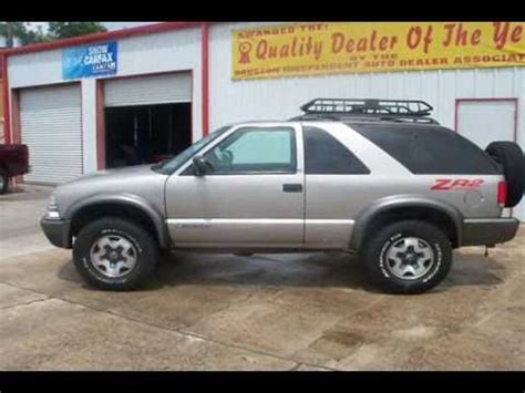 how to work on cars 1999 chevrolet blazer electronic valve timing 1999 chevy blazer zr2 4x4 with sunroof and in house financing youtube