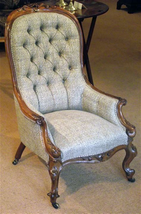 antique sofas and chairs antique rosewood armchair georgian button back chair