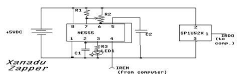 hulda clark zapper schematic electronic zapper circuit diagram bing images