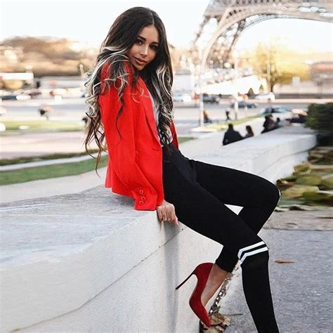 Guess Eiffel Black 125 best images about marciano on blazers houndstooth and black boots