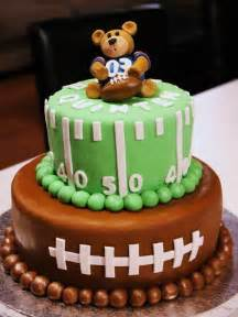 Baby Shower Football Cakes by Football Baby Shower Cake Decore Cakes And More