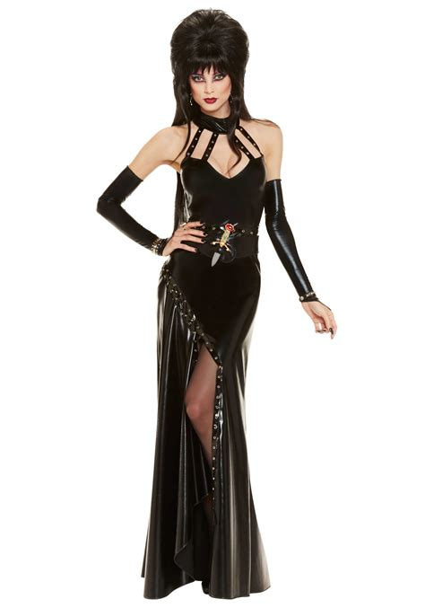 in costume s deluxe elvira costume