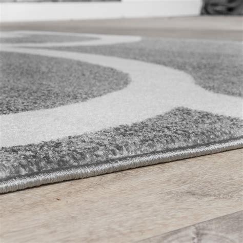 Teppiche Weiss Grau by Teppiche Modern Floral Muster In Grau Wei 223 Creme