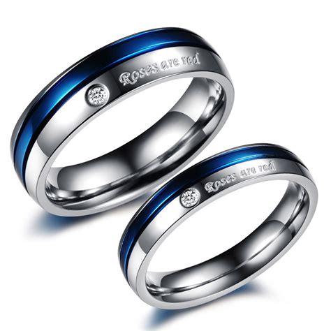 titanium wedding rings for women guarantee longevity