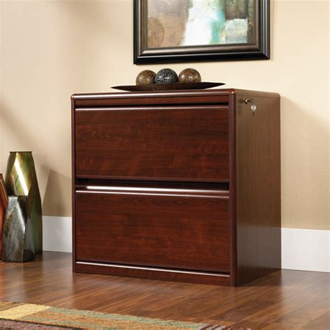cherry lateral file cabinet sauder cornerstone lateral file cabinet classic cherry