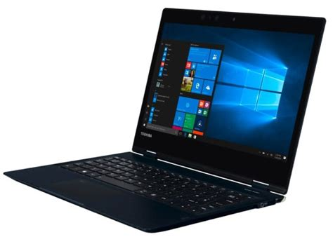 new toshiba port 233 g 233 and tecra laptops unveiled with 8th generation intel vpro cpus geeky