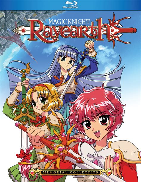 magic rayearth magic rayearth complete collection