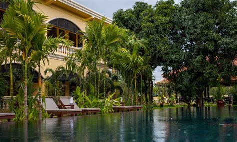 pavillon orient pavillon d orient boutique hotel siem reap cambodia