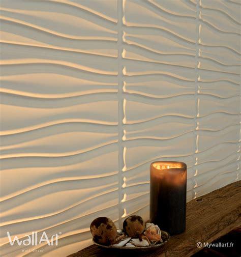 revetement mural flows panneaux muraux 3d wallart