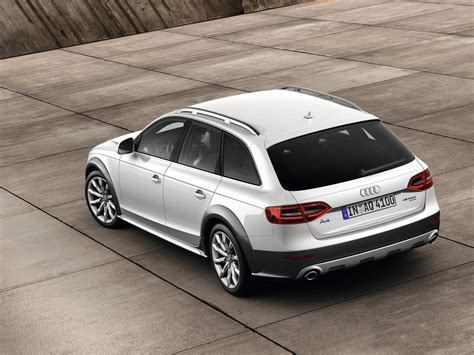 Audi A4 Avant Allroad Quattro 2013 audi a4 allroad quattro auto cars concept