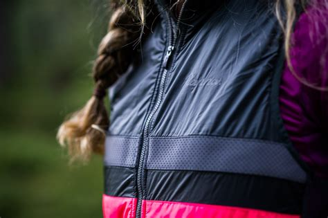 insulated cycling jacket rapha brevet insulated gilet cycling jacket review