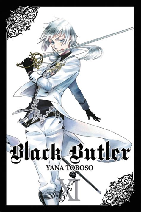 black out the end volume 11 books black butler volume 11