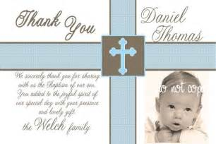 baptism thank you card for money wording sles images frompo