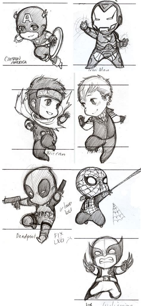 baby marvel coloring pages wiccan and h 233 ros on pinterest
