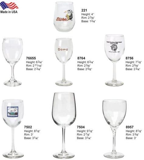 bulk barware custom wine glasses personalized in bulk promotional cheap best in usa canada