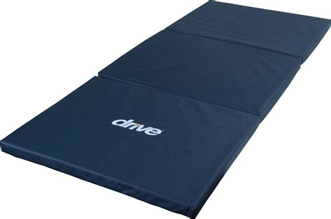 tri fold bedside fall mat in houston tx by drive fall