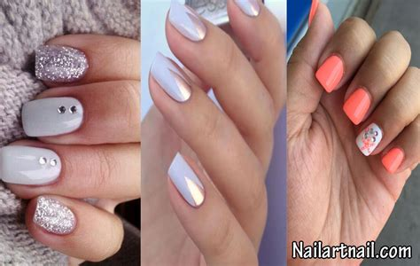 Simple Nail Designs by Top 6 Amazing Simple Nail Designs