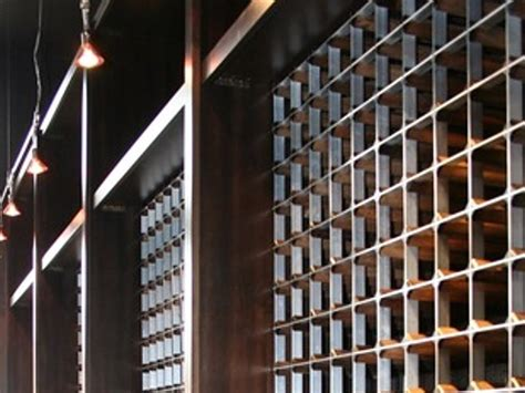 chilled wine rack chilled wine storage display systems for restaurants