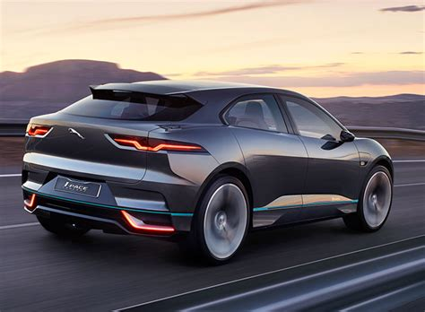 new suv jaguar jaguar i pace suv electric concept the big picture