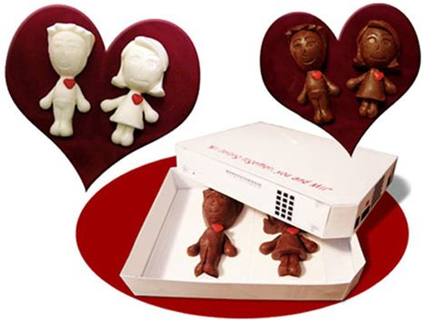 Wii Belong Together Chocolate Miis For Valentines Day by Be Mii Everybody Coupons