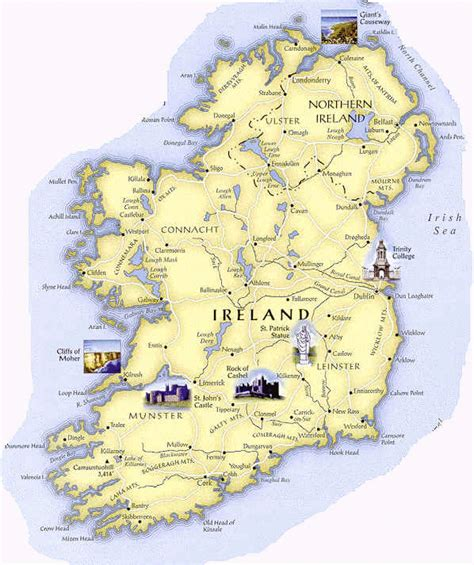 on the map mallow on the map