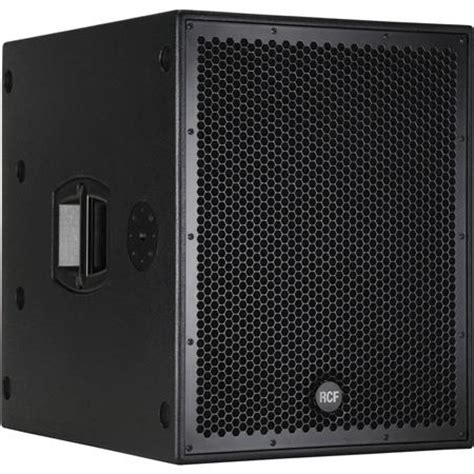 rcf     active high power subwoofer